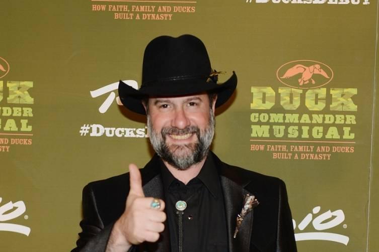 Jesse Lenat at World Premiere of DUCK COMMANDER MUSICAL 4.15.15_Credit Denise Truscello