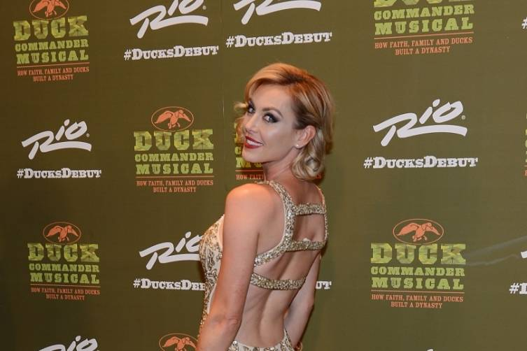 Jessica Robertson at World Premiere of DUCK COMMANDER MUSICAL 4.15.15_Credit Denise Truscello