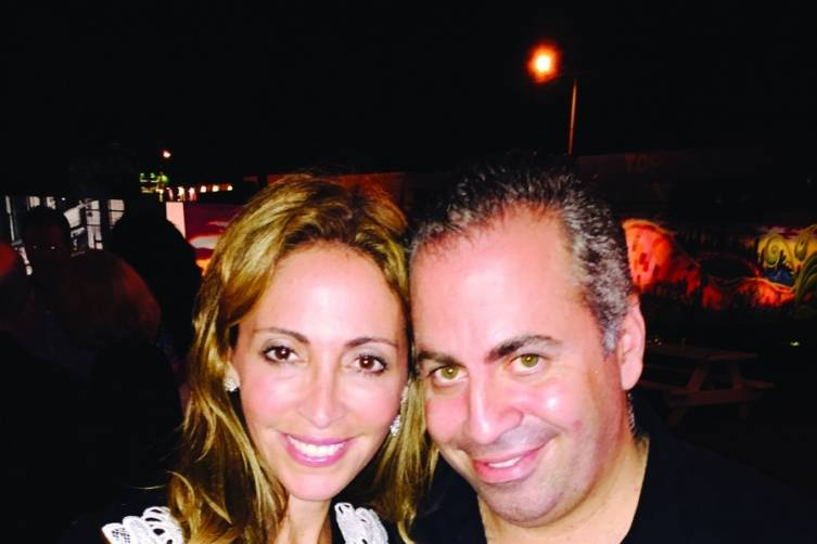 Jessica and Joey Goldman