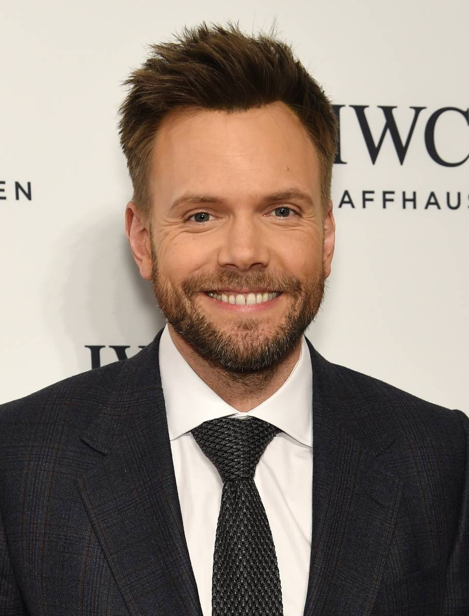 "Comedian Joel McHale attends the IWC Schaffhausen Third Annual ""For the Love of Cinema"" Gala during the Tribeca Film Festival on April 16, 2015 in New York City. (Photo by Dimitrios Kambouris/Getty Images for IWC)"