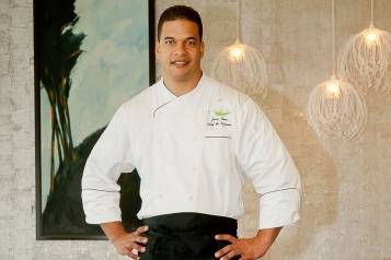 Chef Juan Peña, of St. Regis Bahia Beach