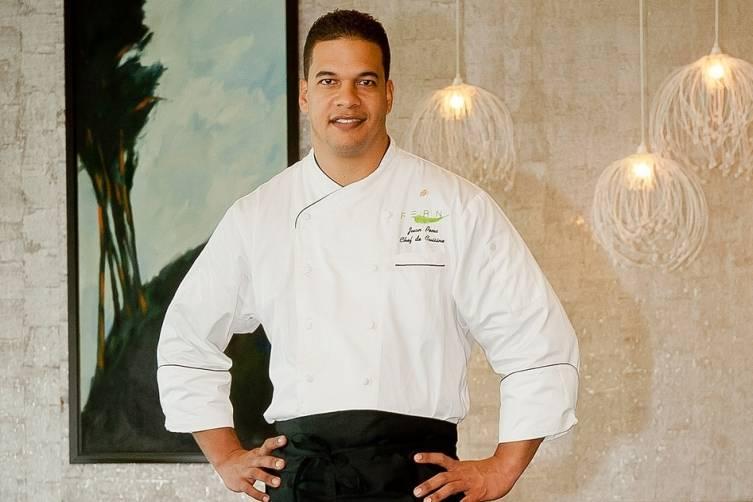 Chef Juan Peña, of St. Regis Bahia Beach