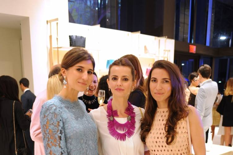 Julia Medvedova, Yeliz Titiz, Tamara Medvedova