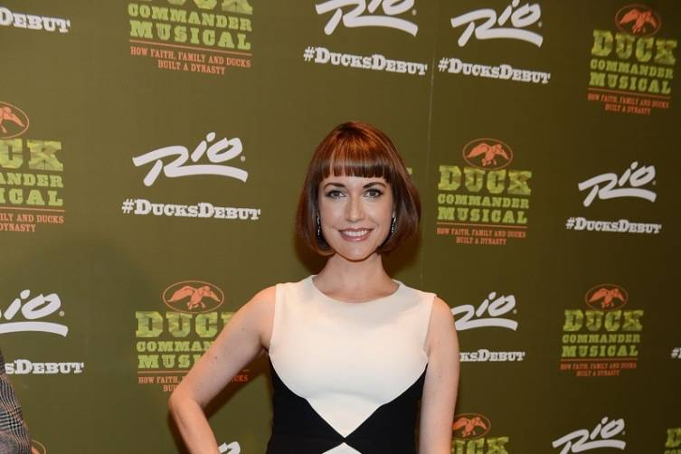 Julie Ann Emery at World Premiere of DUCK COMMANDER MUSICAL 4.15.15_Credit Denise Truscello