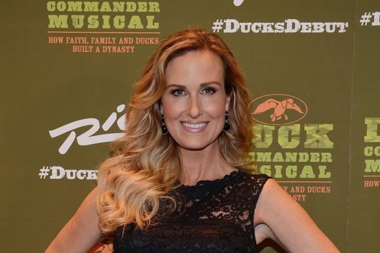 Korie Robertson at World Premiere of DUCK COMMANDER MUSICAL 4.15.15_Credit Denise Truscello