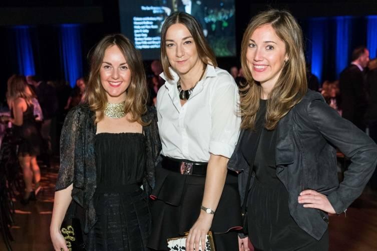 Lauren Erlick, Lupe Puerta, Lydia Williams