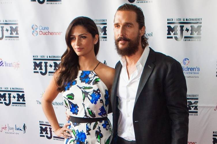 Matthew McConaughey's MJ&M Benefit 2