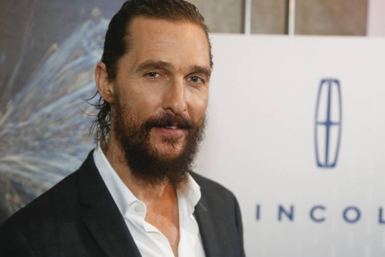 Matthew McConaughey's MJ&M Benefit 1