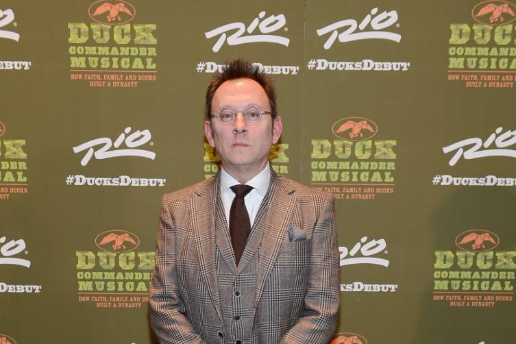 Michael Emerson at World Premiere of DUCK COMMANDER MUSICAL 4.15.15_Credit Denise Truscello