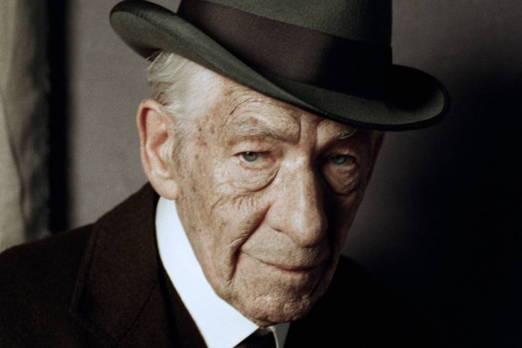 A scene from Bill Condon's MR. HOLMES
