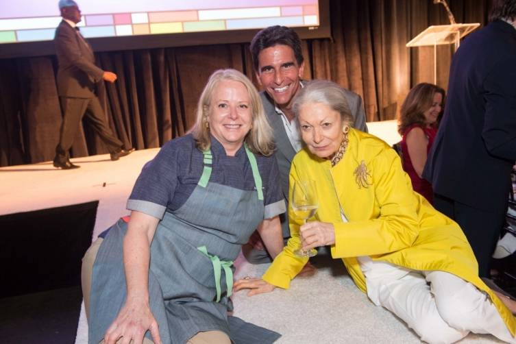 Nancy Oakes, Mark Leno, Denise Hale