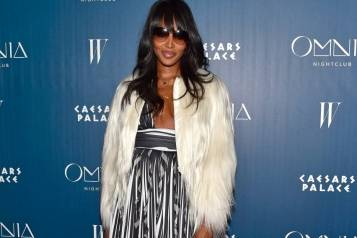 Naomi Campbell_OMNIA Grand Opening Red Carpet