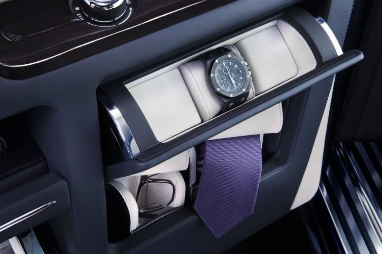 Rolls Royce Phantom Limelight 4
