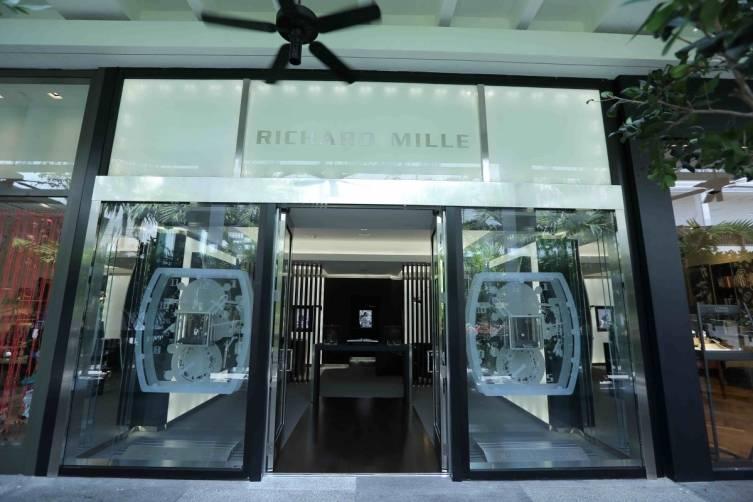 Richard Mille boutique Bal Harbour