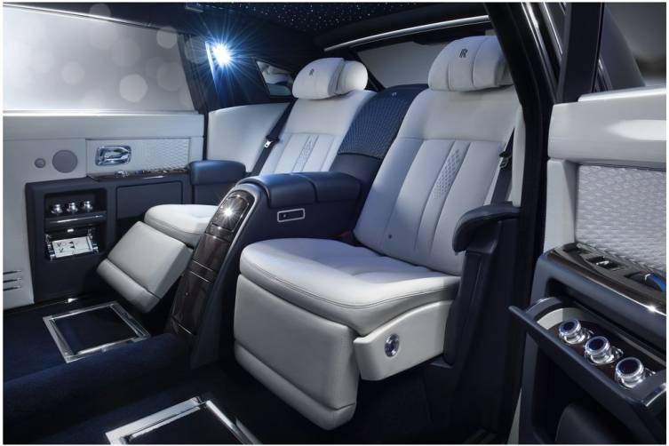 Rolls Royce Phantom Limelight 6