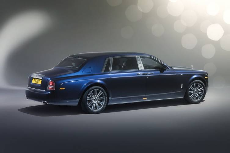 Rolls Royce Phantom Limelight 2