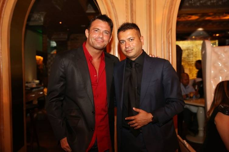 Romain Zago and Kamal Hotchandani
