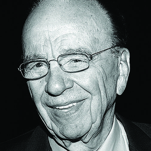 Rupert Murdoch, image via Brad Barket /Getty Images