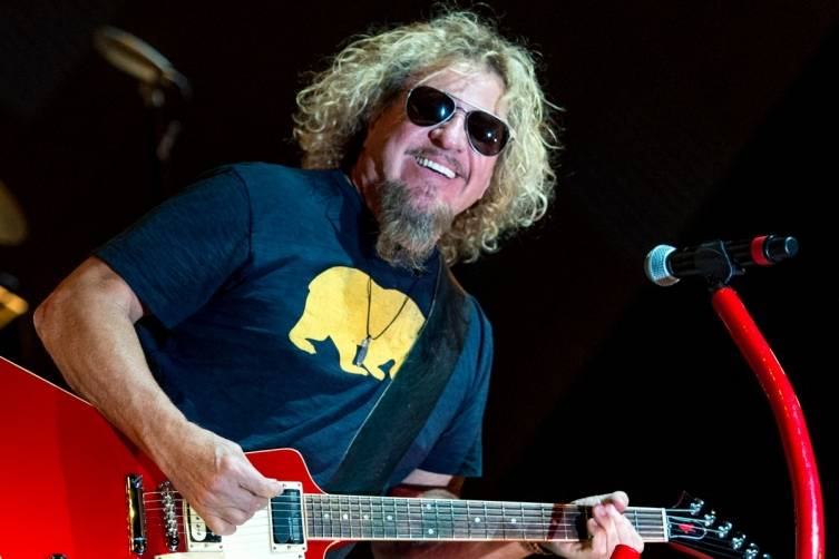 Sammy Hagar at Downtown Las Vegas Events Center 4.11.15
