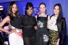 Zoe Saldana, Taraji P. Henson, Kate Bosworth and Olivia Munn