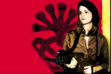 Young Patty Hearst, image via sky.com