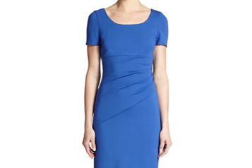 Diane von Furstenberg Bevina Ceramic Sheath Dress ($348)
