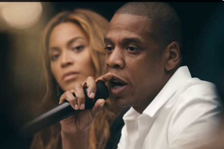 Jay-Z and Beyonce promote Tidal