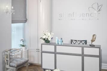 Skinfluence_Front desk