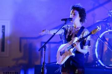 St. Vincent performs at The Cosmopolitan of Las Vegas_April 10_Powers 4