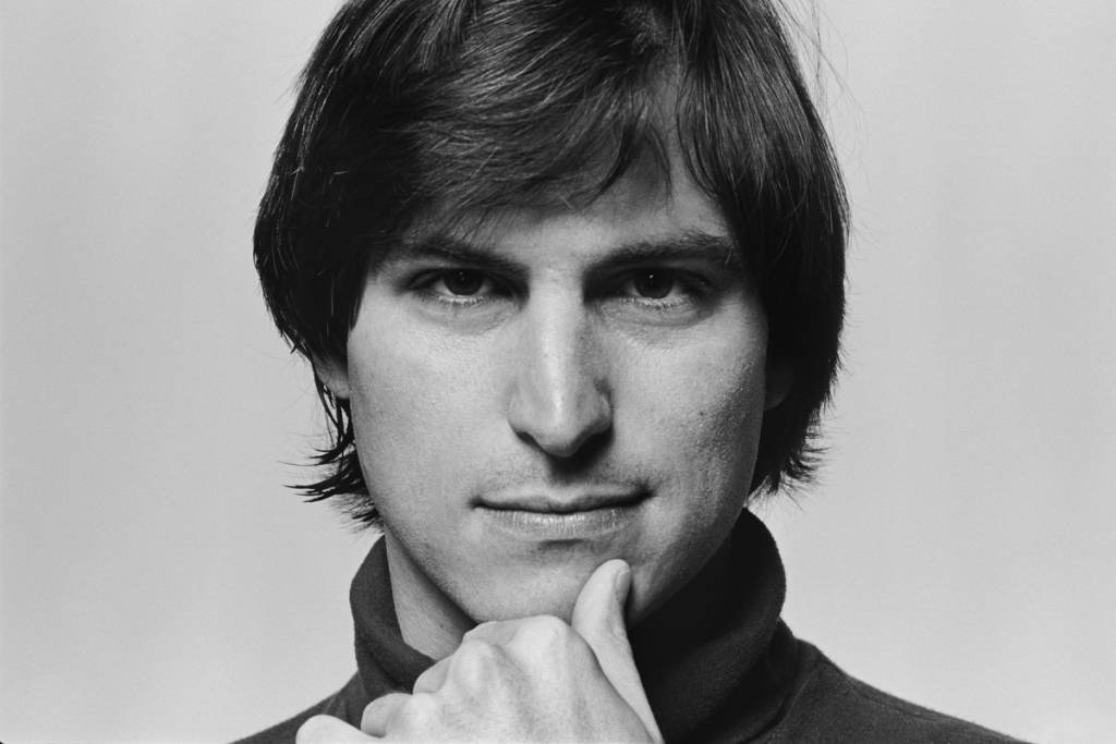 A scene from Alex Gibney's STEVE JOBS: THE MAN IN THE MACHINE