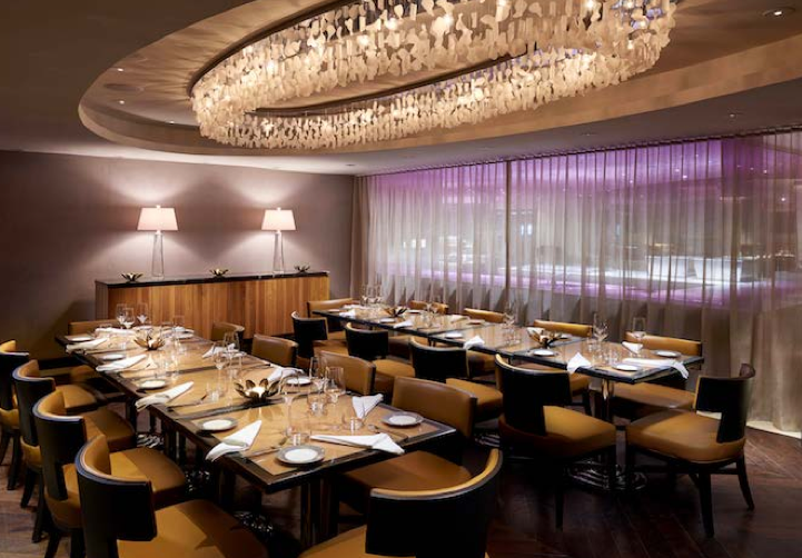 strip steak is a ritzy yet fun and sexy venue their private dining room is ideal for any sort of group event and can seat anywhere from 10 to 45 guests - Restaurants With Private Dining Rooms