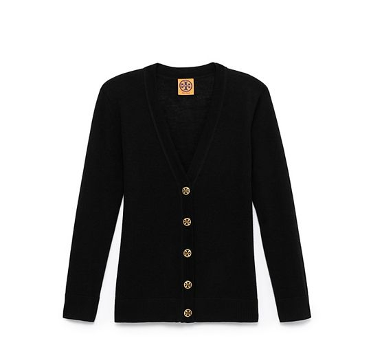 Tory Burch Shrunken Simone Cardigan ($195)