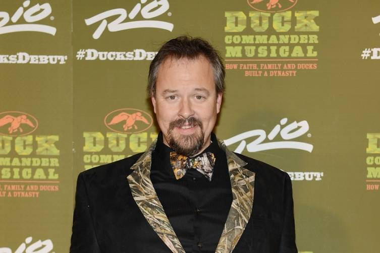 Tad Wilson at World Premiere of DUCK COMMANDER MUSICAL 4.15.15_Credit Denise Truscello