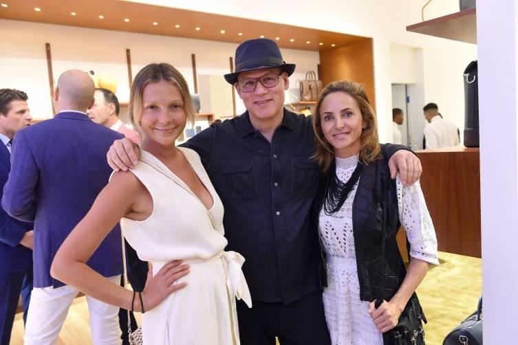 Tatiana Silva, Craig Robins, & Monica Kalpakian