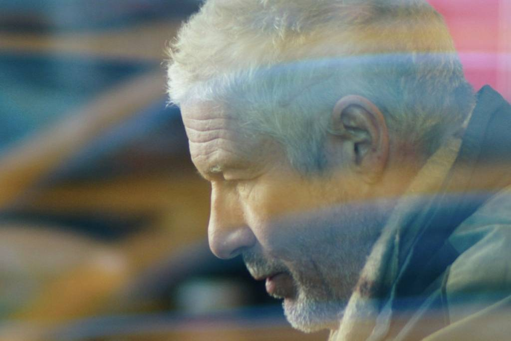 Richard Gere in a scene from Oren Moverman's TIME OUT OF MIND