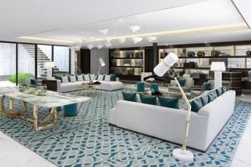 Westwood penthouse