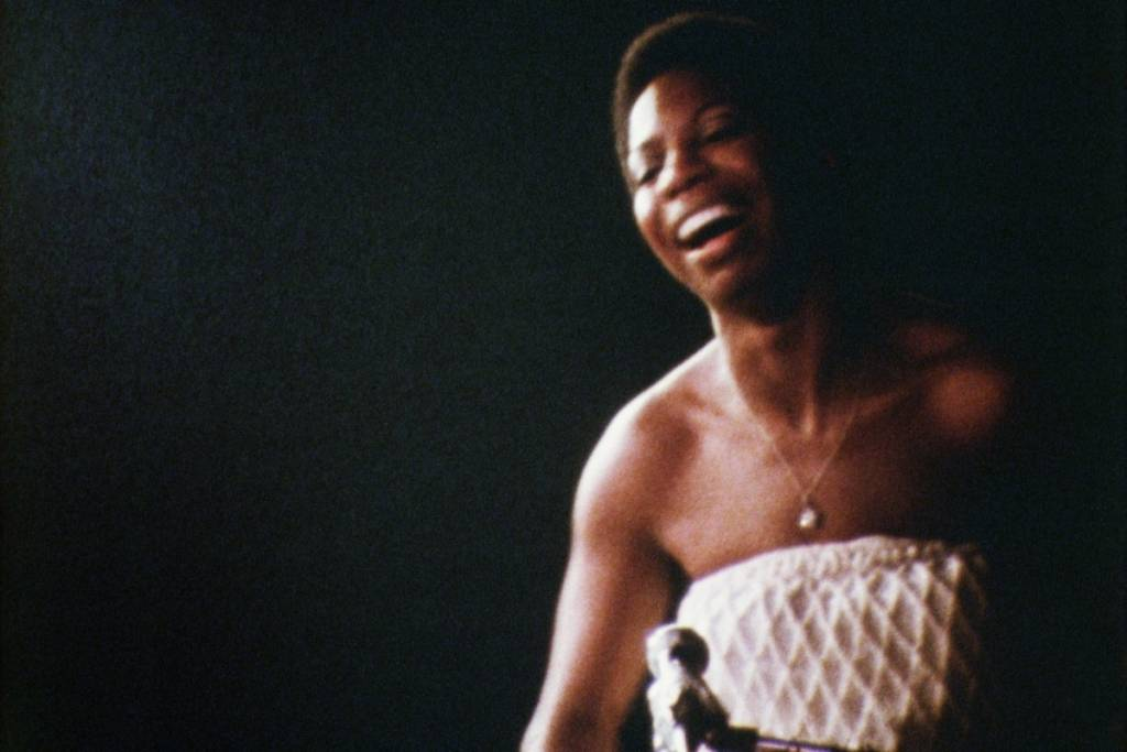 A scene from Liz Garbus' WHAT HAPPENED, MISS SIMONE