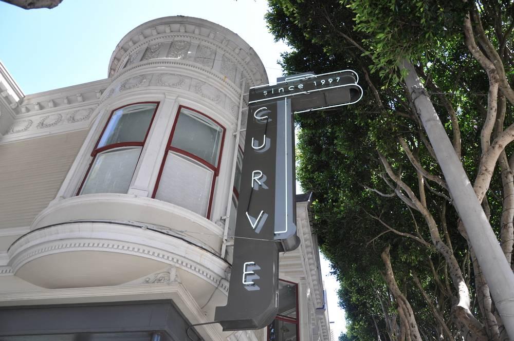 fillmore street curve