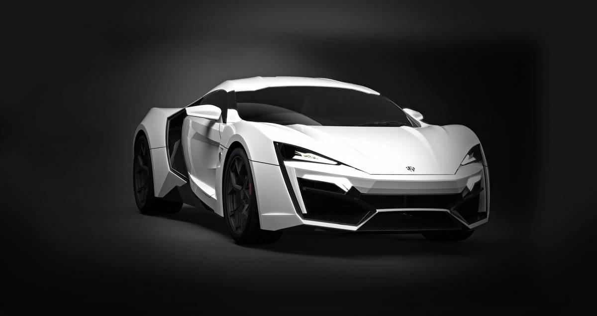 Lykan Hypersport For Sale >> Furious 7's $3.4 MillionDream Machine, the Lykan HyperSport