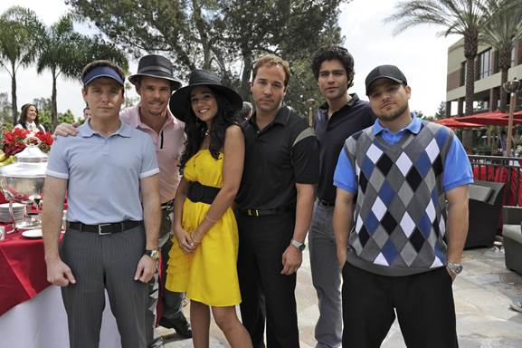 "With TK TK TK T in HBO's ""Entourage"" series"