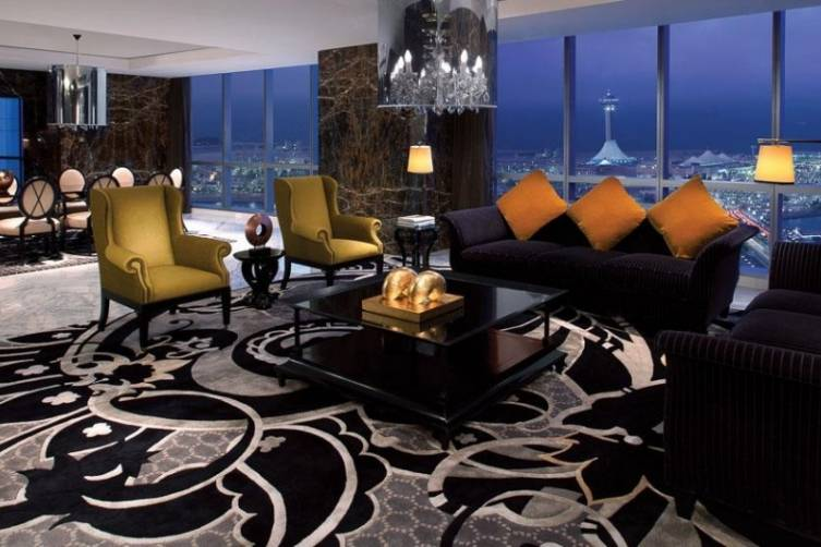 Royal Etihad Suite at Jumeirah at Etihad Towers