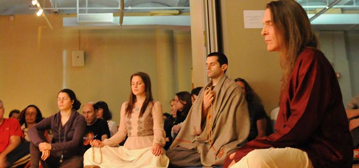 Juvamukti Meditation