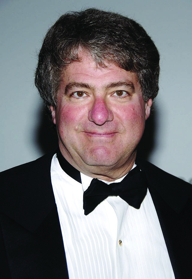 Leon Black, photo by Andrew H. Walker