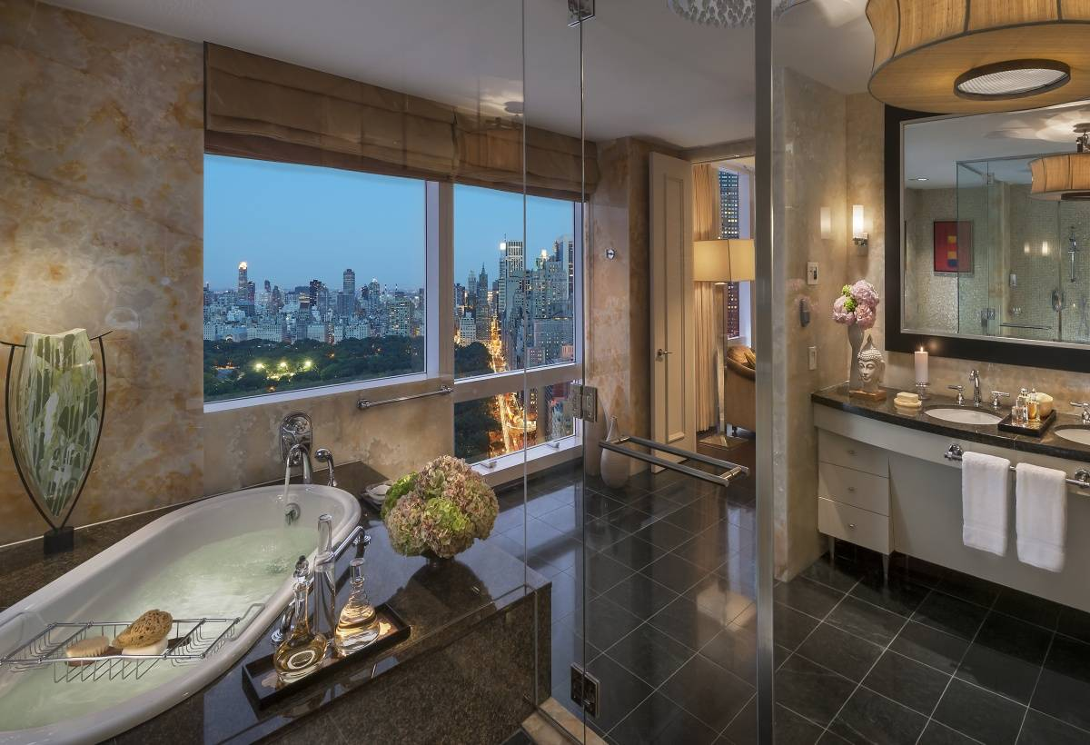 Luxury Defined Inside The Mandarin Oriental New York