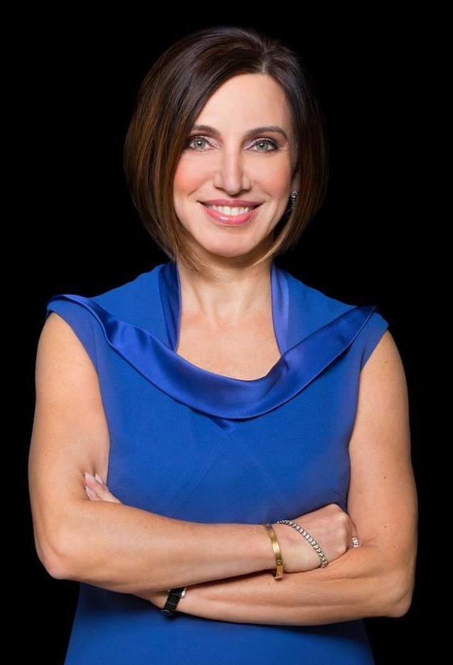 Dr. Marina Peredo.