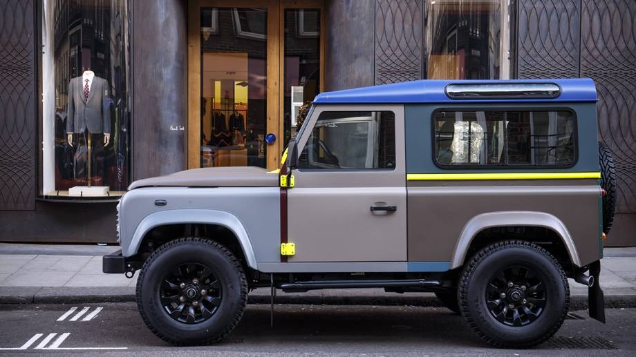 psw-land-rover-outside-albemarle-street