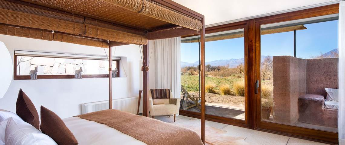 A room at Tierra Atacama