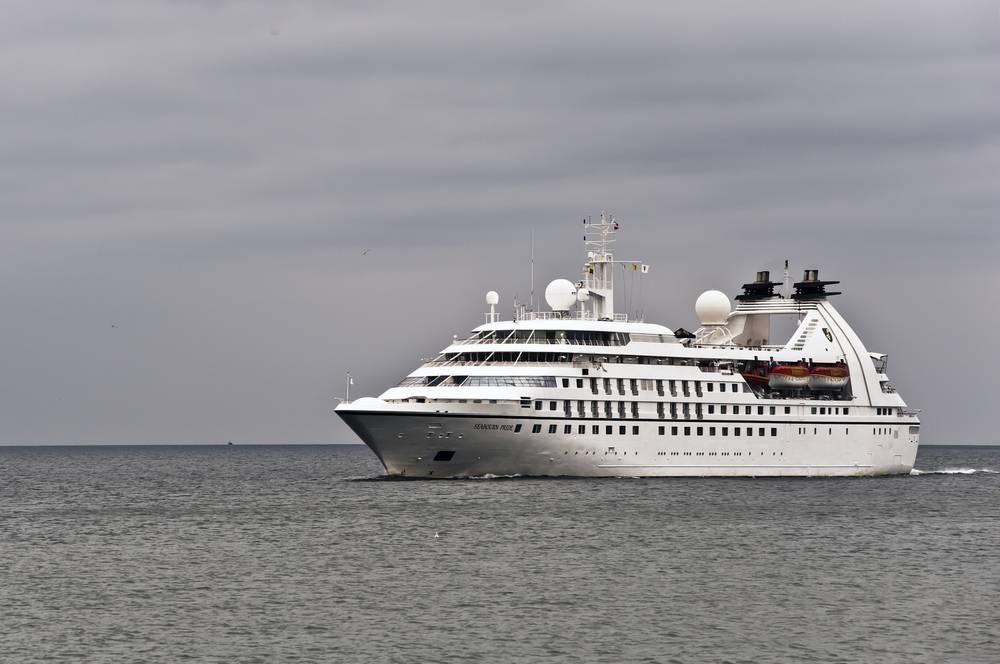 Seabourn, image via Vytautas Kielaitis