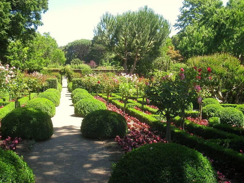 the rose garden fioli garden