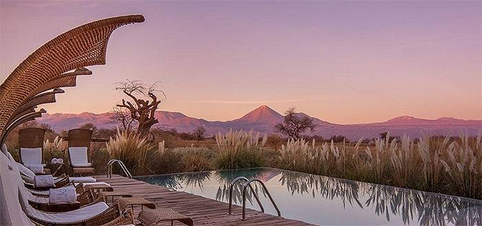 Luxury in Remote South America